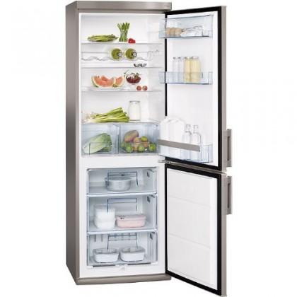 Kombinovaná chladnička  AEG S53400CSS0