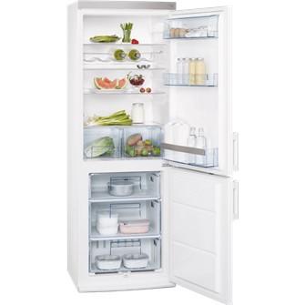 Kombinovaná chladnička  AEG S53400CSW0