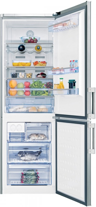 Kombinovaná chladnička Beko CN 136232 X