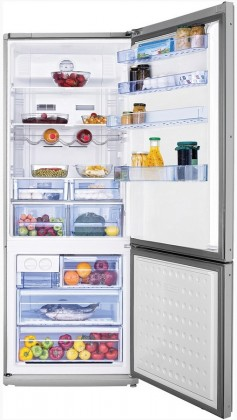 Kombinovaná chladnička Beko CNE 47540 GB