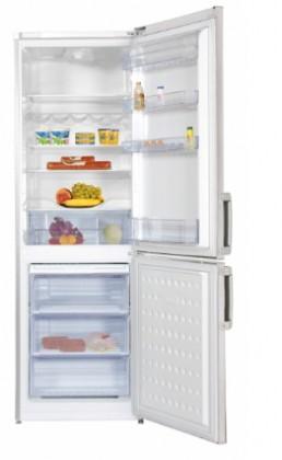 Kombinovaná chladnička Beko CS 238020 VADA VZHĽADU, ODRENINY