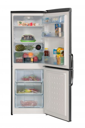 Kombinovaná chladnička Beko CSA 24022 X