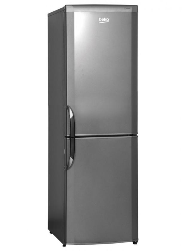 Kombinovaná chladnička Beko CSA 24022 X ROZBALENÉ