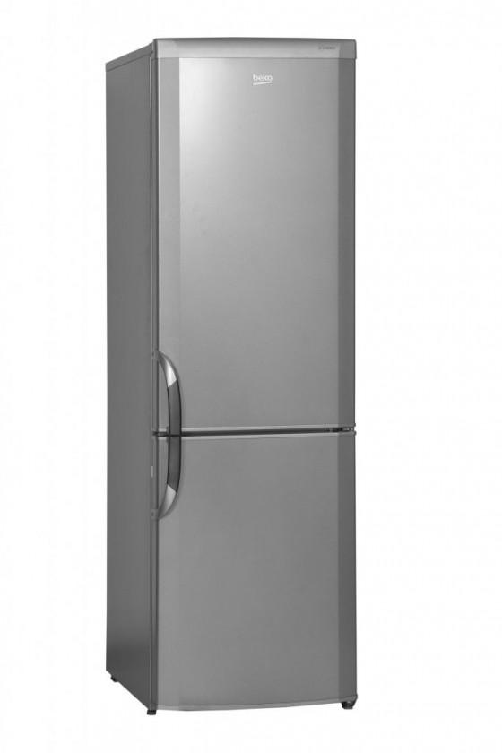 Kombinovaná chladnička Beko CSA 29031 X