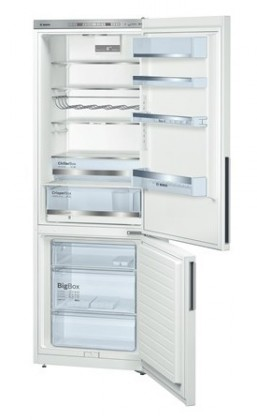 Kombinovaná chladnička Bosch KGE 49AW41