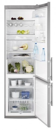 Kombinovaná chladnička  Electrolux EN 4001 AOX
