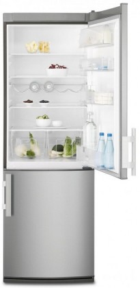 Kombinovaná chladnička  Electrolux EN3400ADX