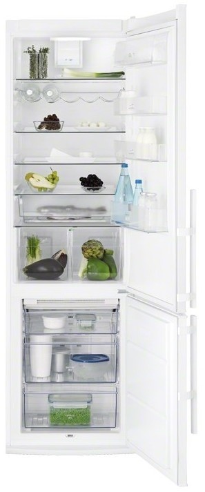 Kombinovaná chladnička  Electrolux EN3850AOW