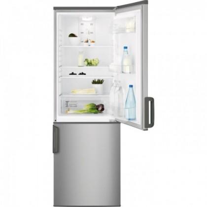 Kombinovaná chladnička Electrolux ENF 2440 AOX VADA VZHĽADU, ODIERKY