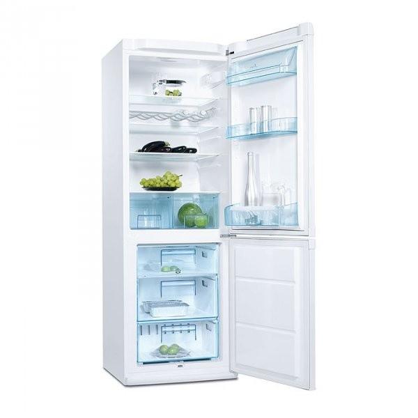 Kombinovaná chladnička  Electrolux ERB 34300 W Bazar
