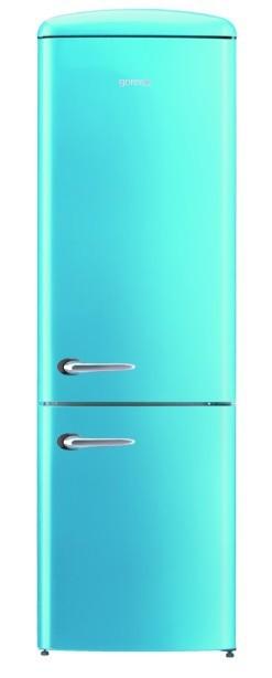Kombinovaná chladnička Gorenje ORK192BL