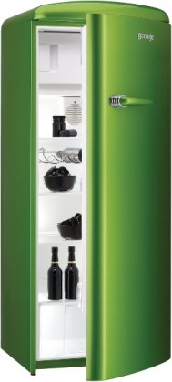 Kombinovaná chladnička Gorenje RB 60299 OGR VADA VZHĽADU, ODRENINY
