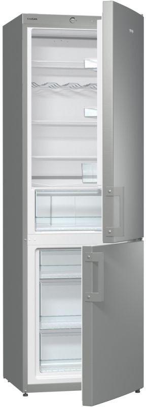 Kombinovaná chladnička Gorenje RK 6192 AX VADA VZHĽADU, ODIERKY
