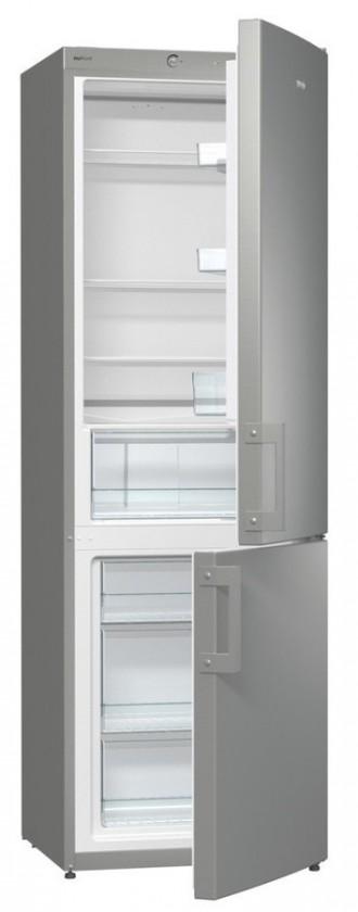 Kombinovaná chladnička Gorenje RK 61920 X VADA VZHĽADU, ODRENINY