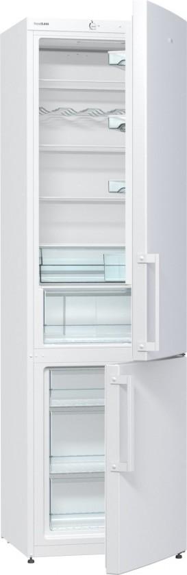 Kombinovaná chladnička Gorenje RK 6202 EW  VADA VZHĽADU, ODRENINY