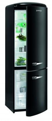 Kombinovaná chladnička  Gorenje RK60359OBK