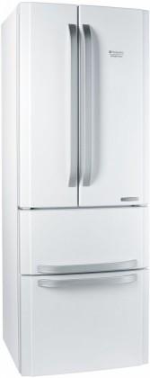 Kombinovaná chladnička  Hotpoint E4DAAWC