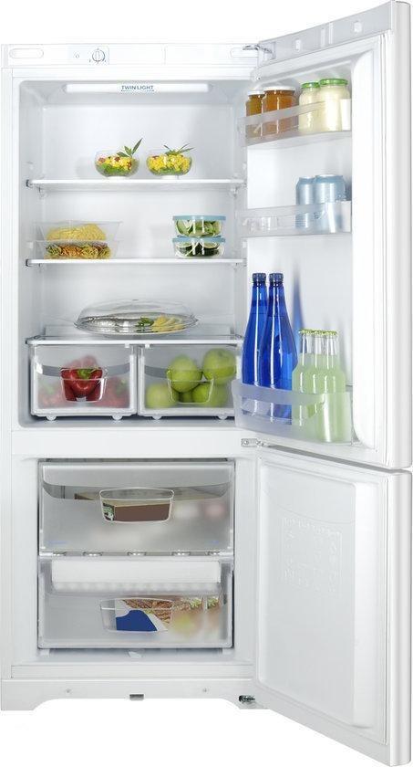 Kombinovaná chladnička  Indesit BIAA 10