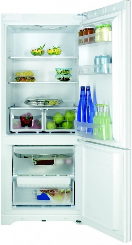 Kombinovaná chladnička INDESIT BIAA 10P
