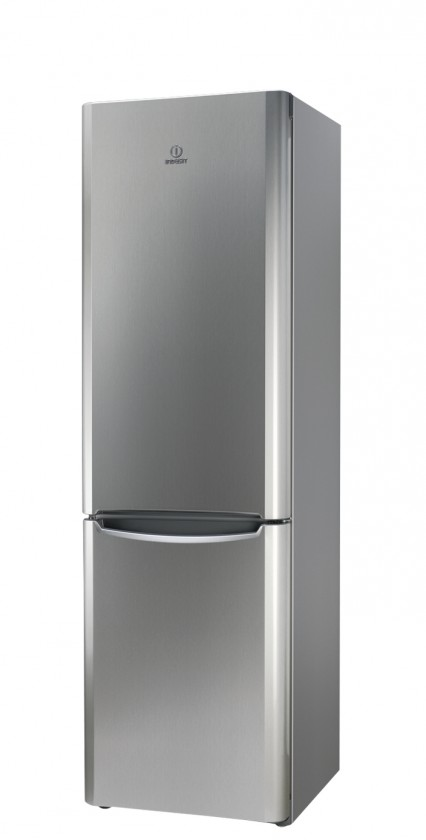 Kombinovaná chladnička INDESIT BIAA 14P X VADA VZHĽADU, ODRENINY