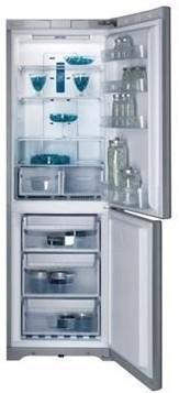 Kombinovaná chladnička Indesit BIAAA13X
