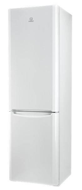 Kombinovaná chladnička  Indesit NBIAAA14