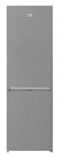 Kombinovaná chladnička Kombinovaná chladnička s mrazničkou dole beko CSA 270M30 X, A++