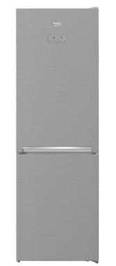 Kombinovaná chladnička Kombinovaná chladnička s mrazničkou dole BEKO MCNA366E30ZXB, A++