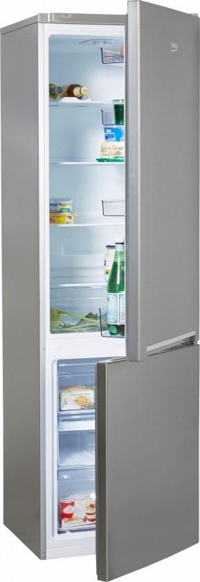 Kombinovaná chladnička Kombinovaná chladnička s mrazničkou dole Beko RCSA 300 K30XP