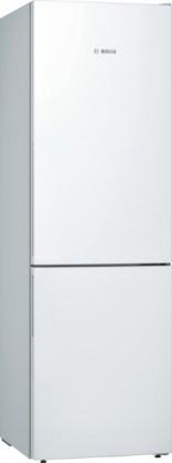 Kombinovaná chladnička Kombinovaná chladnička s mrazničkou dole Bosch KGE36VW4A, A+++