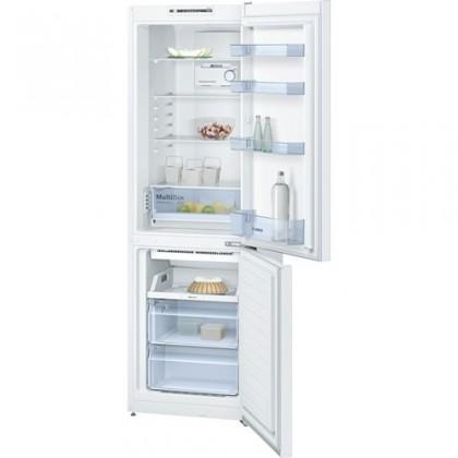 Kombinovaná chladnička Kombinovaná chladnička s mrazničkou dole Bosch KGN 36NW30, A++
