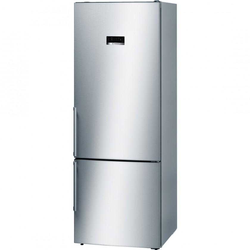 Kombinovaná chladnička Kombinovaná chladnička s mrazničkou dole Bosch KGN 56XI40, A+++