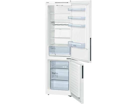 Kombinovaná chladnička Kombinovaná chladnička s mrazničkou dole Bosch KGV 39VW31, A++