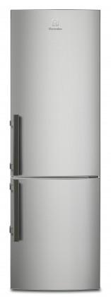 Kombinovaná chladnička Kombinovaná chladnička s mrazničkou dole Electrolux EN 3601 MOX
