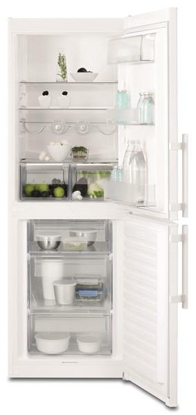 Kombinovaná chladnička Kombinovaná chladnička s mrazničkou dole Electrolux EN3201MOW