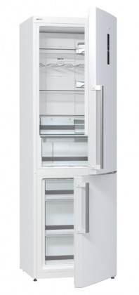 Kombinovaná chladnička Kombinovaná chladnička s mrazničkou dole Gorenje NRK 6192TW, A++