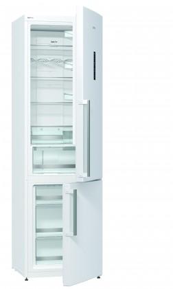 Kombinovaná chladnička Kombinovaná chladnička s mrazničkou dole Gorenje NRK 6202TW, A++