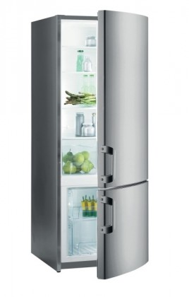 8db5c322d ... Kombinovaná chladnička Kombinovaná chladnička s mrazničkou dole Gorenje  RK 61620 X, A++