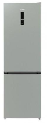 Kombinovaná chladnička Kombinovaná chladnička s mrazničkou dole Gorenje RK6193LX4, A+++