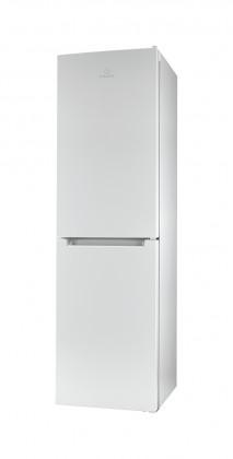 Kombinovaná chladnička Kombinovaná chladnička s mrazničkou dole Indesit LR9 S2Q F W B