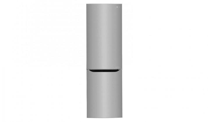 Kombinovaná chladnička Kombinovaná chladnička s mrazničkou dole LG GBB59PZJZS, A++
