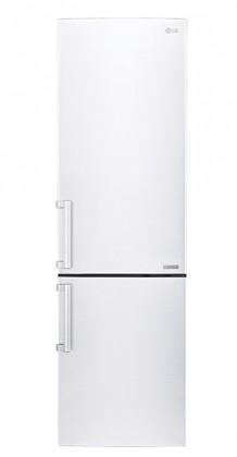 Kombinovaná chladnička Kombinovaná chladnička s mrazničkou dole LG GBB60SWGFE, A+++