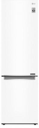 Kombinovaná chladnička Kombinovaná chladnička s mrazničkou dole LG GBB71SWEFN, A+++