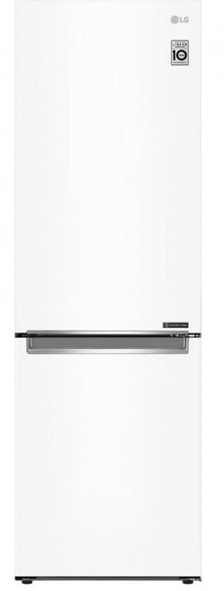 Kombinovaná chladnička Kombinovaná chladnička s mrazničkou dole LG GBB71SWEZN, A++