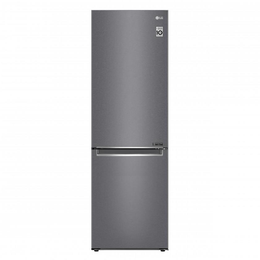 Kombinovaná chladnička Kombinovaná chladnička s mrazničkou dole LG GBP62DSNFN, A++