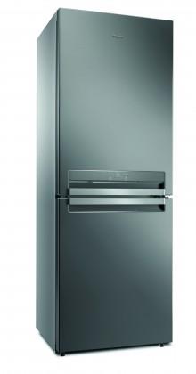 Kombinovaná chladnička Kombinovaná chladnička s mrazničkou dole Whirlpool B TNF 5323 OX
