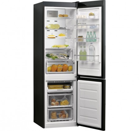 Kombinovaná chladnička Kombinovaná chladnička s mrazničkou dole Whirlpool W9 931D KS