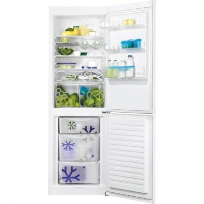Kombinovaná chladnička Kombinovaná chladnička s mrazničkou dole Zanussi ZRB 36104 WA