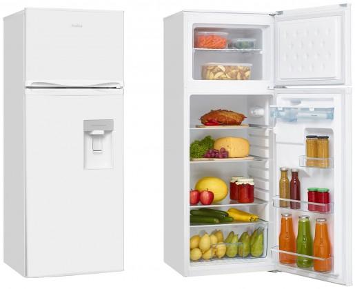 Kombinovaná chladnička Kombinovaná chladnička s mrazničkou hore Amica VD 1441 AWW