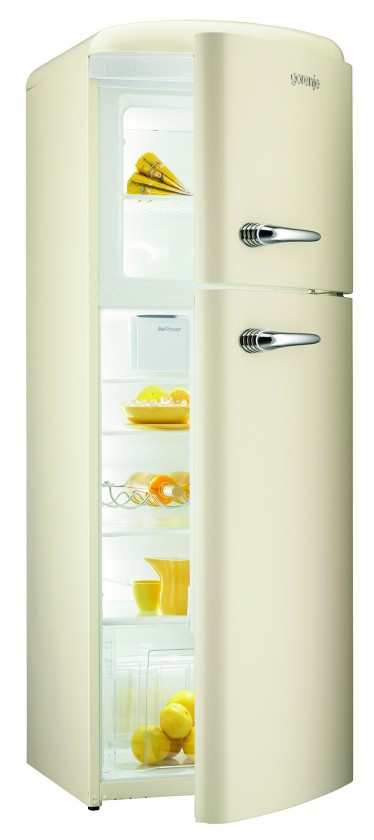 Kombinovaná chladnička Kombinovaná chladnička s mrazničkou hore Gorenje RF 60309 OC